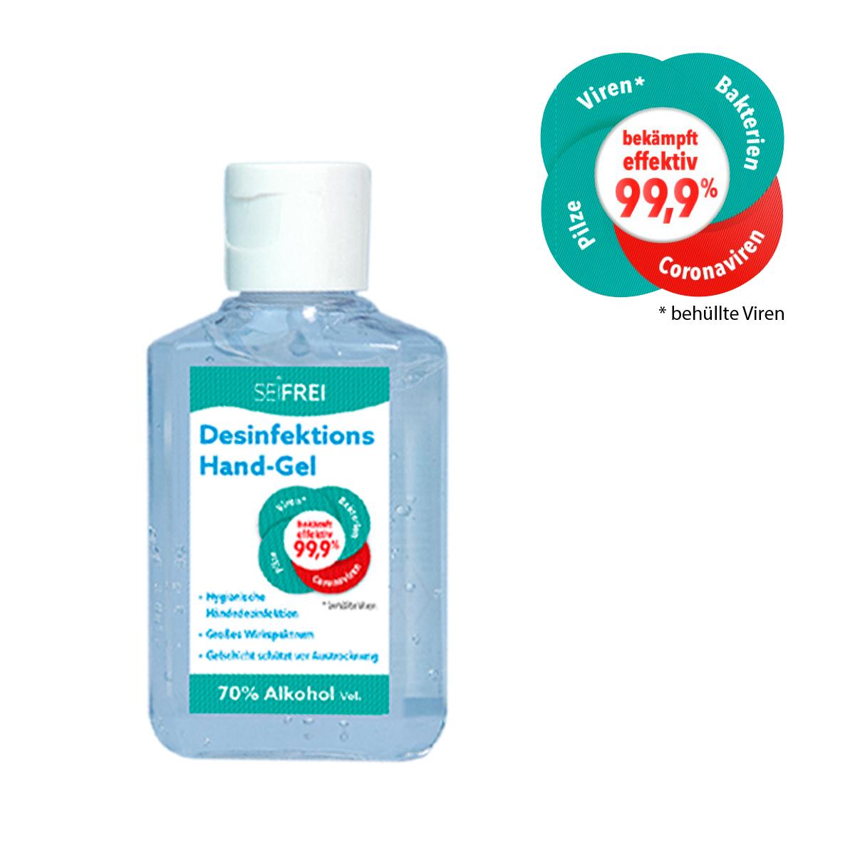 Desinfektions Hand-Gel 60ml