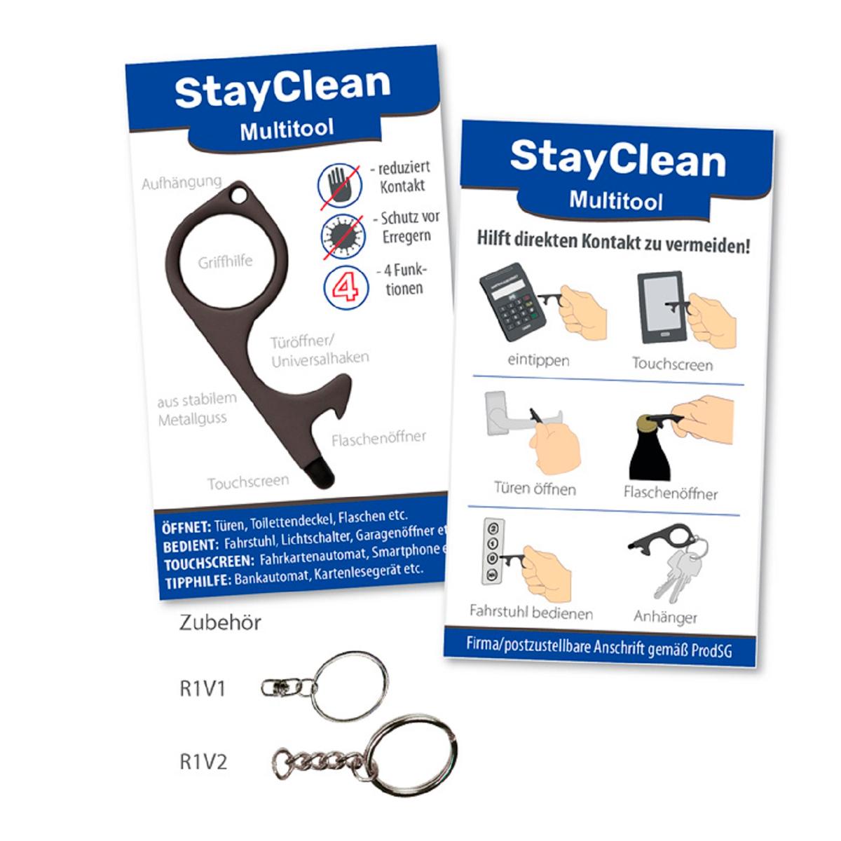 StayClean Multitool