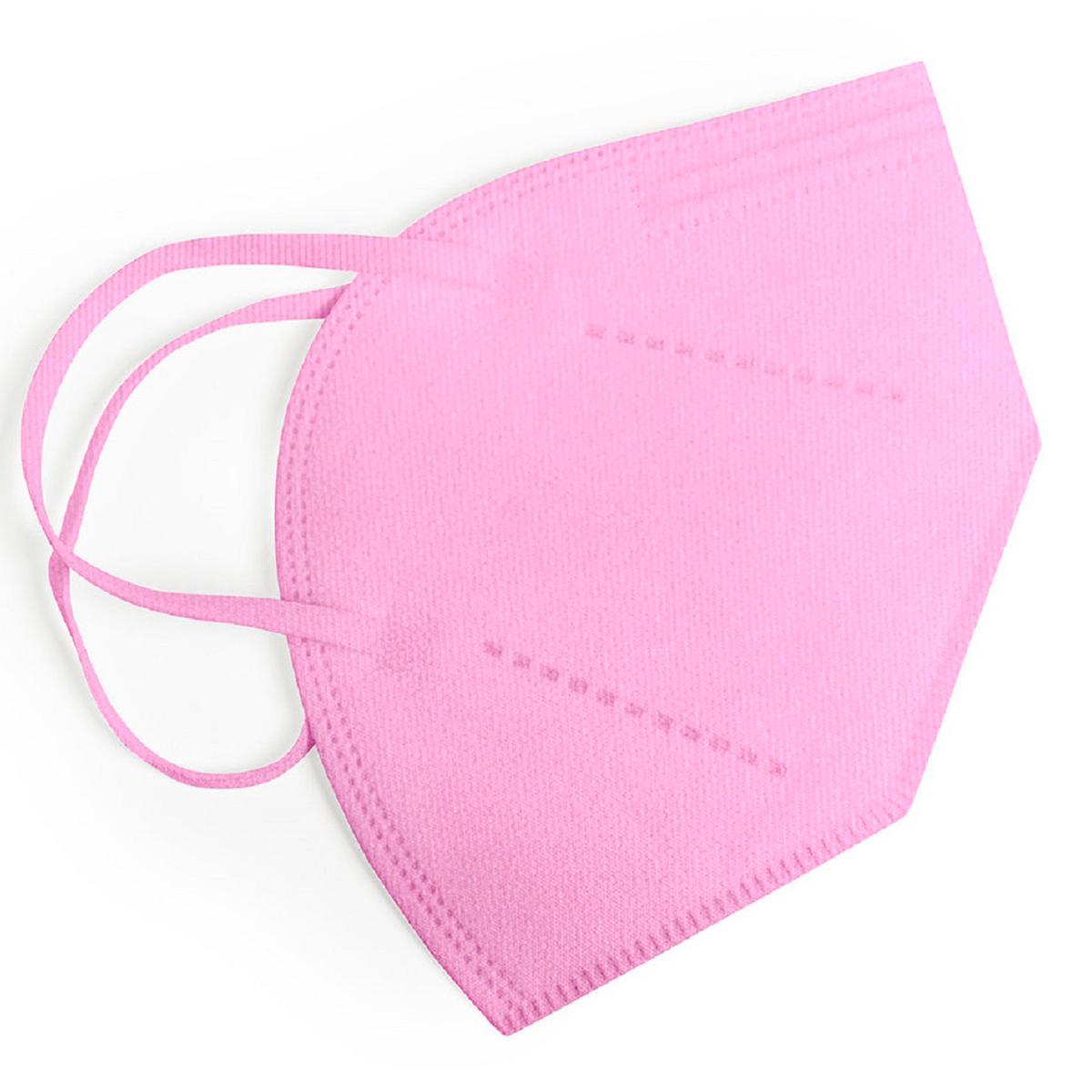 FFP2 Atemschutzmaske Standard (1VE=25 Stück) pink